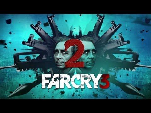 #2 FarCry 3 (Где Лиза?) Выживание от DenX3m