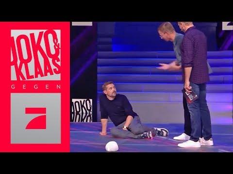 Verzweiflung bei Joko - Platzieren oder Verlieren | Spiel 4 | Joko & Klaas gegen ProSieben