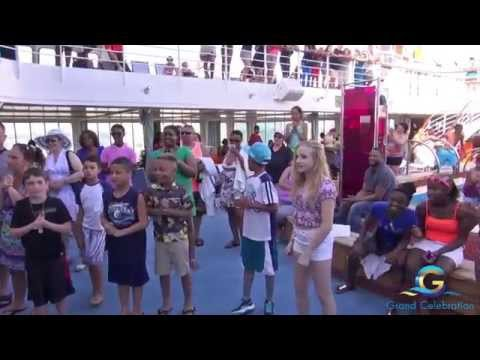 Grand Celebration Sailing of 04-08-15 to 04-10-15