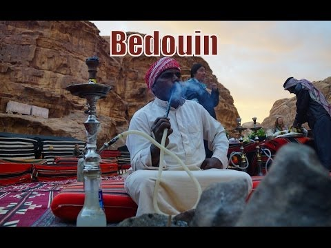 Camping with Bedouins in Jordan