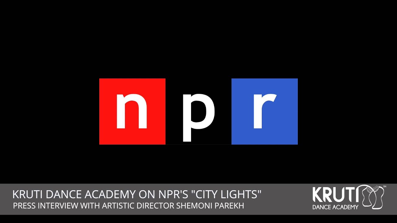 Kruti on NPR!