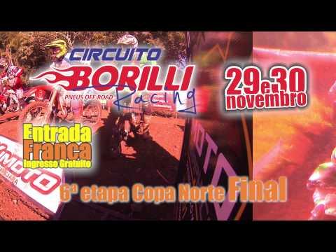 Circuito Borilli Racing de Veloterra - FINAL 2014 em AUREA