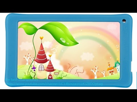 AOSON Allwinner A33 Review Quad Core kids Tablet Android 4.4