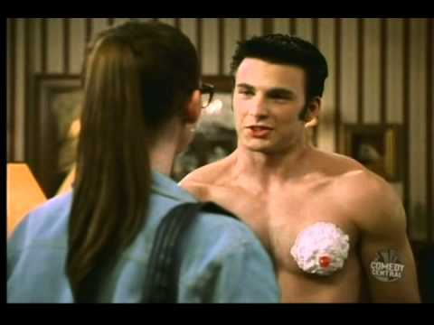 Video Chris Evans' Nude Scene in ''Not Another Teen Movie'' download in MP3, 3GP, MP4, WEBM, AVI, FLV January 2017