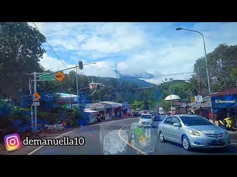 Jalan Raya Puncak Bogor  Perjalanan menuju PUNCAK BOGOR  Cipanas, Ciloto, Cianjur, Cisarua