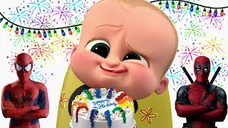 Fun Baby Play & Learn Cake Cooking Colors Kids Game - Best games for kids - Real Cake Maker 3D