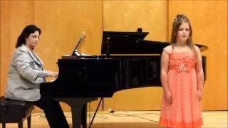 Video Olivia, age 9, Gloria Deo (Ouchterlony) Provincial Music Scholarship MP3, 3GP, MP4, WEBM, AVI, FLV Januari 2019