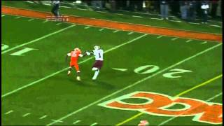 Alshon Jeffery vs Clemson 2010