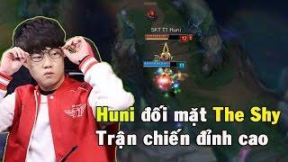 Huni stream Rank Hàn ngày 12.03.2017 pick Lee Sin vào rừng chạm mặt The Shy cầm Nidalee, đây là cuộc chiến đỉnh cao của 2 cao thủ thách đấu. Ai sẽ nằm xuống kèo này Lee sin vs Nidalee