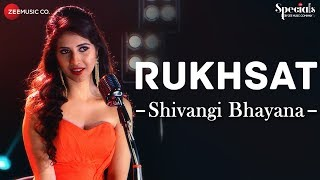 Presenting Rukhsat Hai sung by Shivangi Bhayana. Song Name - RukhsatMusic Composer - Samarpit GolaniSinger - Shivangi BhayanaLyricist - Kunaal VermaaGuitar - Abhilash PhukanClarinet - ID RaoMix & Master - Aftab Khan (Headroom Studio)Recorded At - Emsqure Studio, Phatbox & Parhham Music by - Aamir Shaikh & Bhaskar SharmaMusic on Zee Music CompanyAvailable on Google Play Music - http://bit.ly/2t2SOL5Stream It OnGaana - http://bit.ly/2sPiiauSaavn - http://bit.ly/2ucz7Q6JioMusic - http://bit.ly/2tM22Z0Wynk - http://bit.ly/2tM6reqConnect with us on :Dekkho - https://www.dekkho.com/ZeeMusicCompanyTwitter - https://www.twitter.com/ZeeMusicCompanyFacebook - https://www.facebook.com/zeemusiccompanyYouTube - http://bit.ly/TYZMC