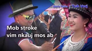 Mob stroke vim nkauj mos ab 10/19/2018