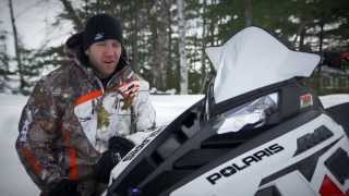 3. TEST RIDE: 2014 Polaris Indy 550 Voyager