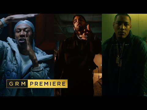 Da Beatfreakz x DigDat x Dutchavelli x B Young - 808 [Music Video] | GRM Daily
