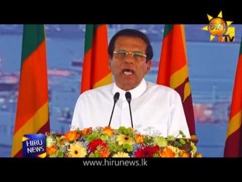 Eastern Terminal of Colombo Port will not be handed over - President