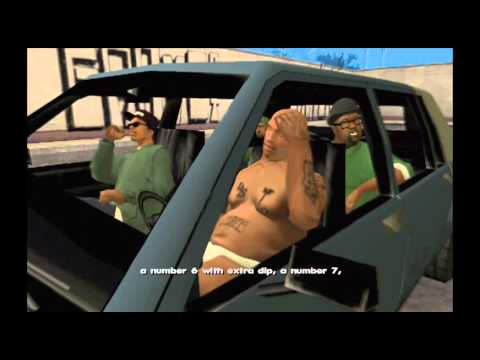 Video GTA SAN ANDREAS-Big Smoke's order (REMADE) download in MP3, 3GP, MP4, WEBM, AVI, FLV January 2017