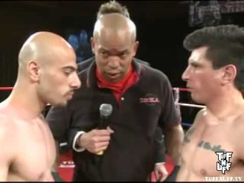 Joseph Viola vs Ramsen Merza at TuffNUff May 28 2010