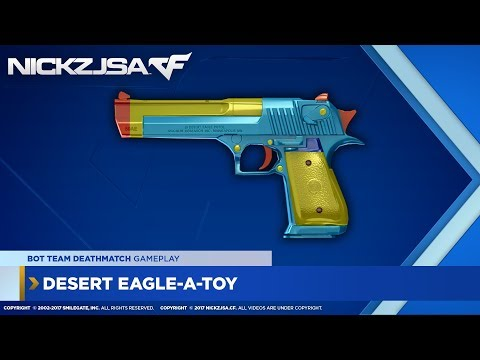 Desert Eagle-A-Toy | CROSSFIRE China 2.0