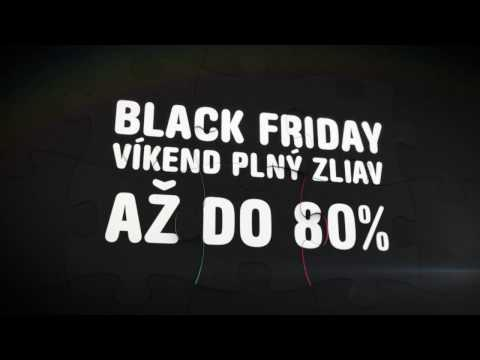 TPD.sk Black friday 2016 + LG LED TV a Samsung chladnička