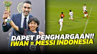 Video WOW!!! CETAK 42 GOL ANAK ASAL INDONESIA DISAMAKAN MESSI INDONESIA ABDURAHMAN IWAN MP3, 3GP, MP4, WEBM, AVI, FLV September 2018