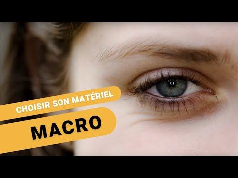 Bien choisir son matériel - La macro photographie