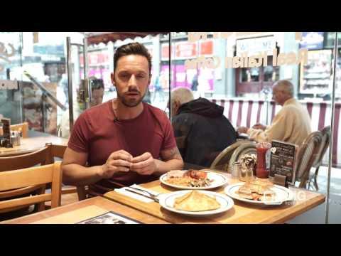 Fiori Corner Cafe Restaurant in London for English Breakfast and Italian Food
