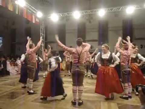 Baile 2014 - Etnia Austríaca