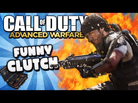 Advanced Warfare Make 'Em Clutch It – Funny Moments, Bad Players, Wins & Fails! (Funtage)