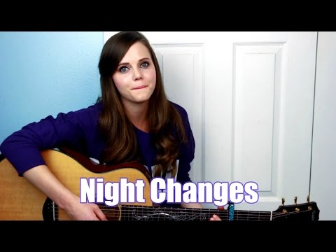 Night Changes - One Direction (Live Acoustic)