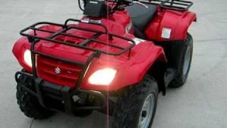 10. 2006 SUZUKI EIGER 400 4X4 $3200 WWW.RACERSEDGE411.COM