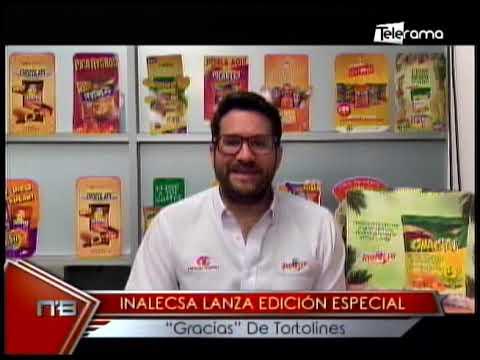 Inalecsa lanza edición especial Gracias de Tortolines
