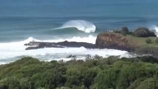 Lennox Head Australia  city photo : STORM SURF...LENNOX HEAD 5JUNE 2016