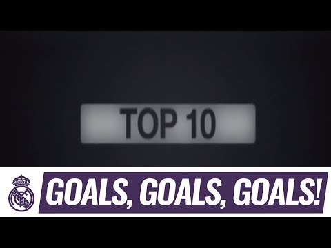 BEST - Los diez mejores goles del Real Madrid al FC Barcelona Subscribe to Real Madrid on YouTube: http://bit.ly/NSyxv8 Like Real Madrid on Facebook: http://faceboo...