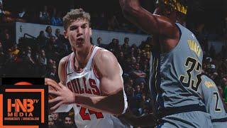 Chicago Bulls vs Indiana Pacers Full Game Highlights | 12.04.2018, NBA Season