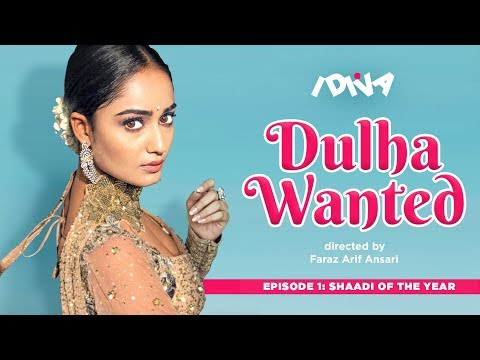 iDIVA - Dulha Wanted Ep 1 | Shaadi Of The Year | Web Series Ft. Tridha Choudhary