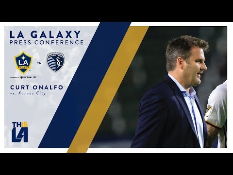 Video: Curt Onalfo vs. Sporting KC | FULL PRESS CONFERENCE