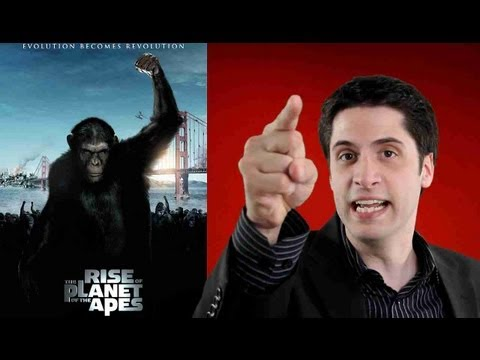 Rise of the Planet of the Apes - Watch Caesar lead his fellow apes to freedom and Learn how it all began in