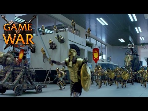 Video of Game of War - Fire Age