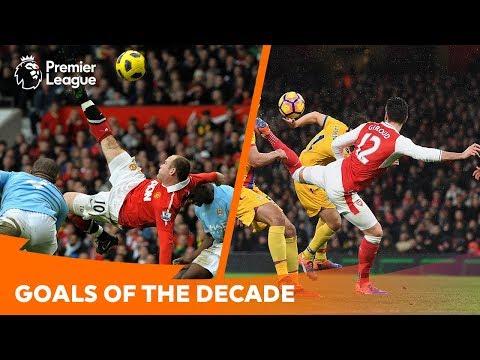 BEST Premier League Goals of the Decade  2010 - 2019  Part 1