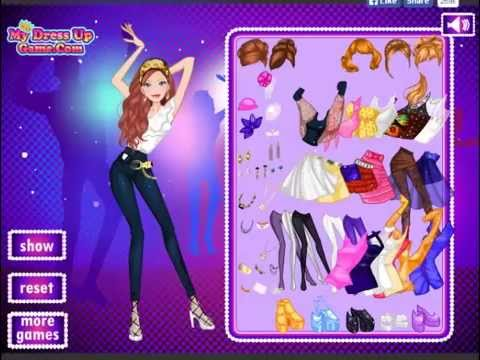 Bold Barbie Style Take A Selife - Barbie Games TV For Girls