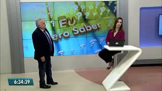 """Bom Dia Paraíba – Quadro """"Eu Quero Saber"""" – 08.08.2017"""