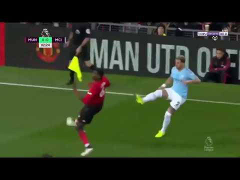 Manchester United Vs Manchester City 0 2 Highlights