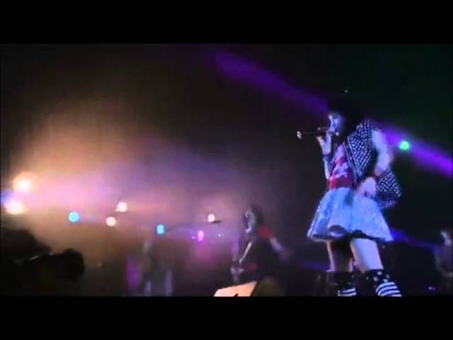 LiSA - crossing field (live) @ AFA2012