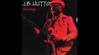 Download Lagu J.B. Hutto | Album: Slideslinger | Electric Blues Boogie | USA | 1982 Mp3