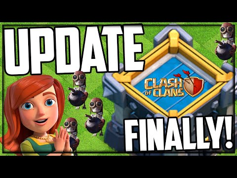 UPDATE! Clash of Clans Autumn Update Sneak Peeks!