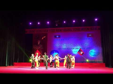 Liên hoan tiếng hát hữu nghị Việt - Lào Tỉnh Thái Nguyên lần thứ II - 2017