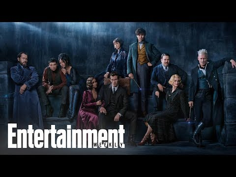 J.K. Rowling Breaks Silence on Johnny Depp's 'Fantastic Beasts' Casting | Entertainment Weekly