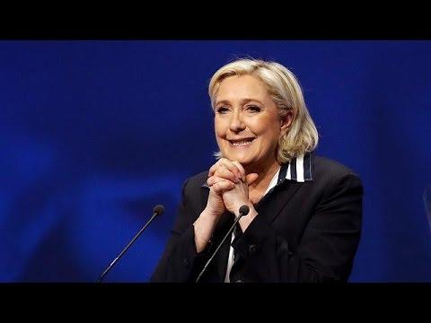 Monnaie unique: la reculade de Marine Le Pen