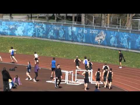 800m woman 2:02.91 - Karine Belleau-Beliveau - CLUB VAINQUEURS Montreal Canada