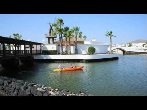 Sands Beach Resort, Costa Teguise, Lanzarote | 4K