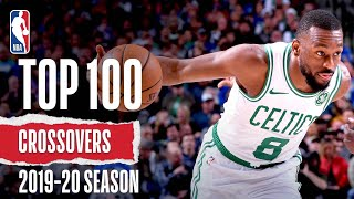 Top 100 Handles & Crossovers | 2019-20 NBA Season by NBA